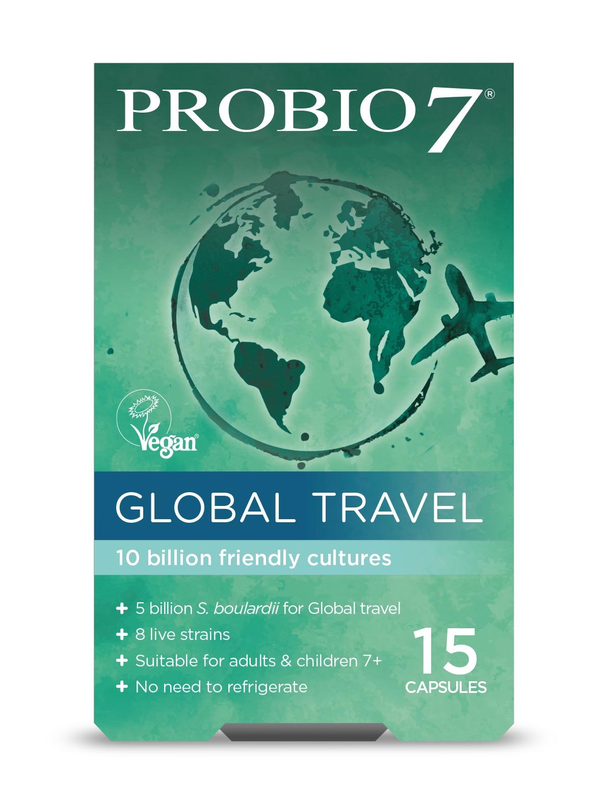 Global Travel 15's