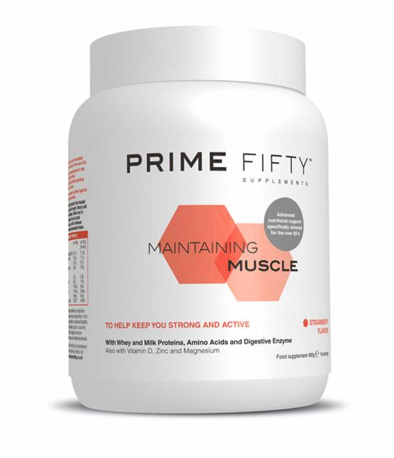 Maintaining Muscle 490g