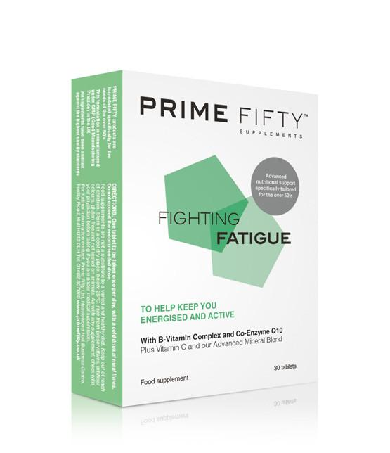 Fighting Fatigue 30's (Currently Unavailable)