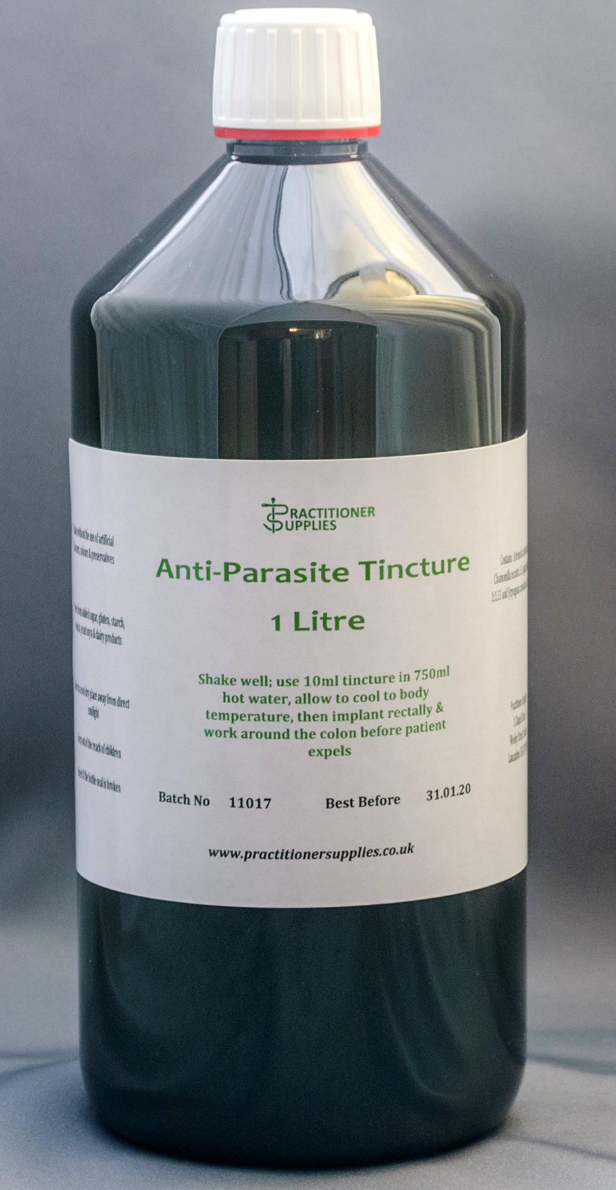 Anti-Parasite Tincture 1l