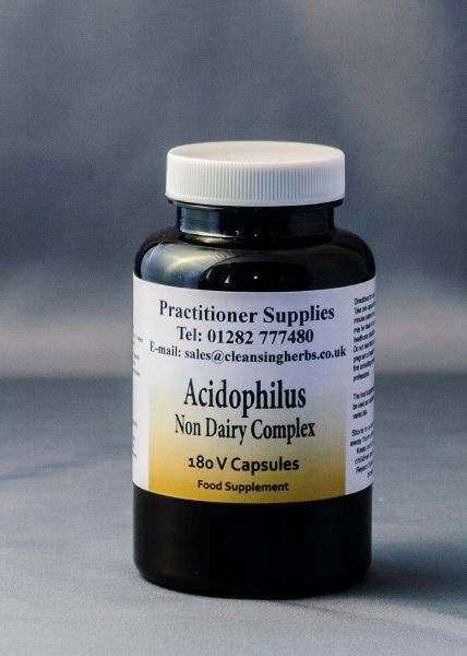 Acidophilus Non Dairy Complex 180's