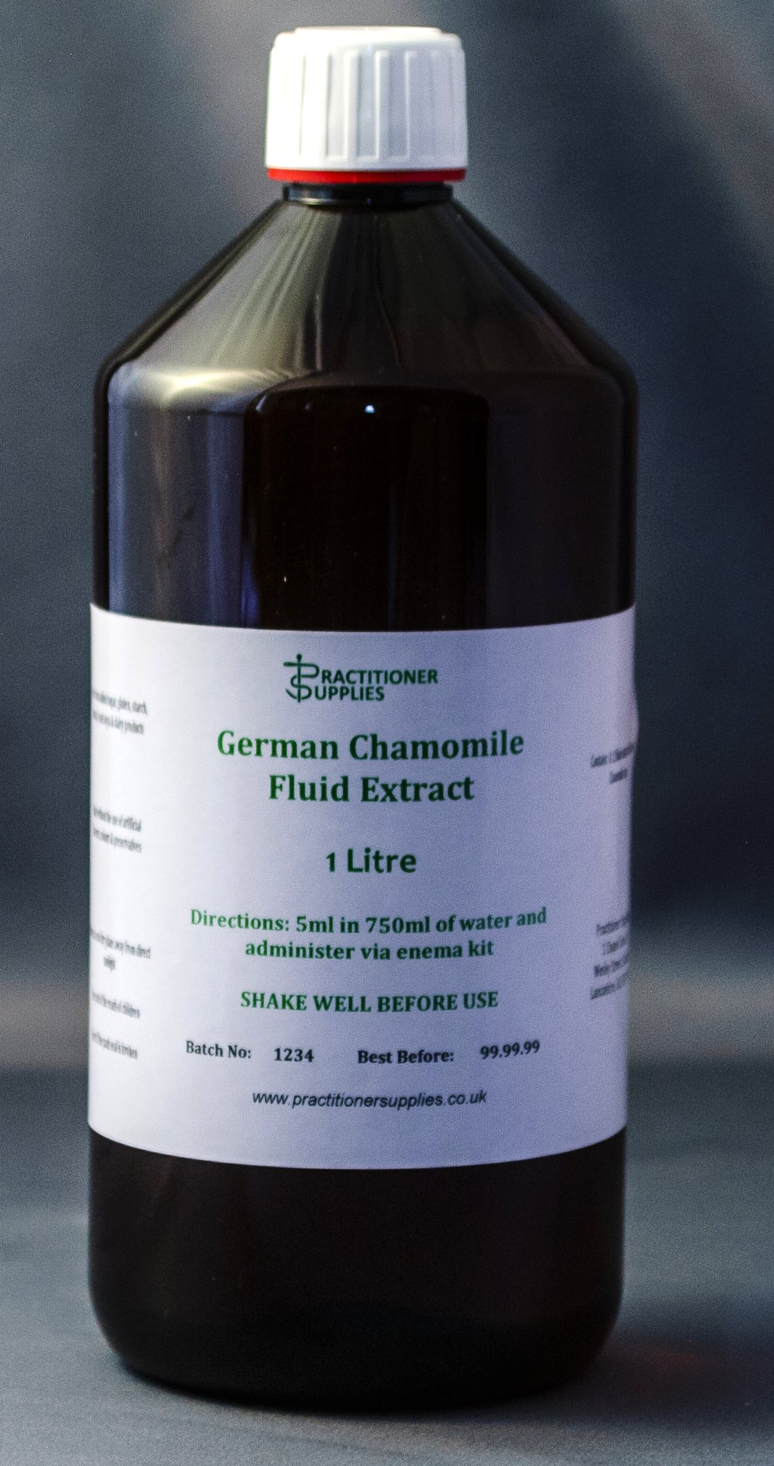 German Chamomile Fluid Extract 1 litre