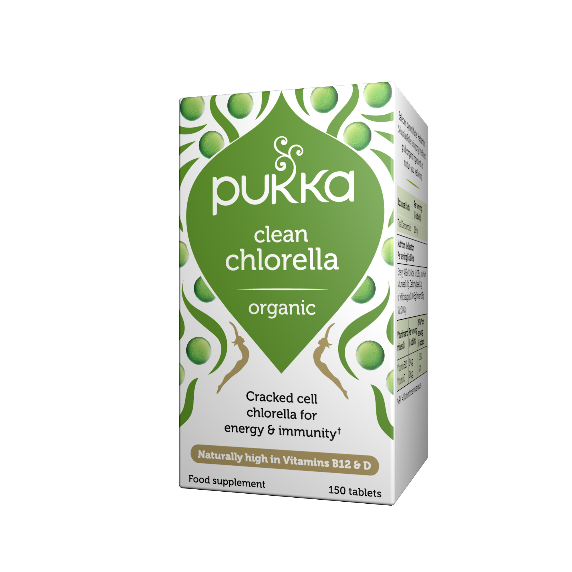 Clean Chlorella 150's (Currently Unavailable)