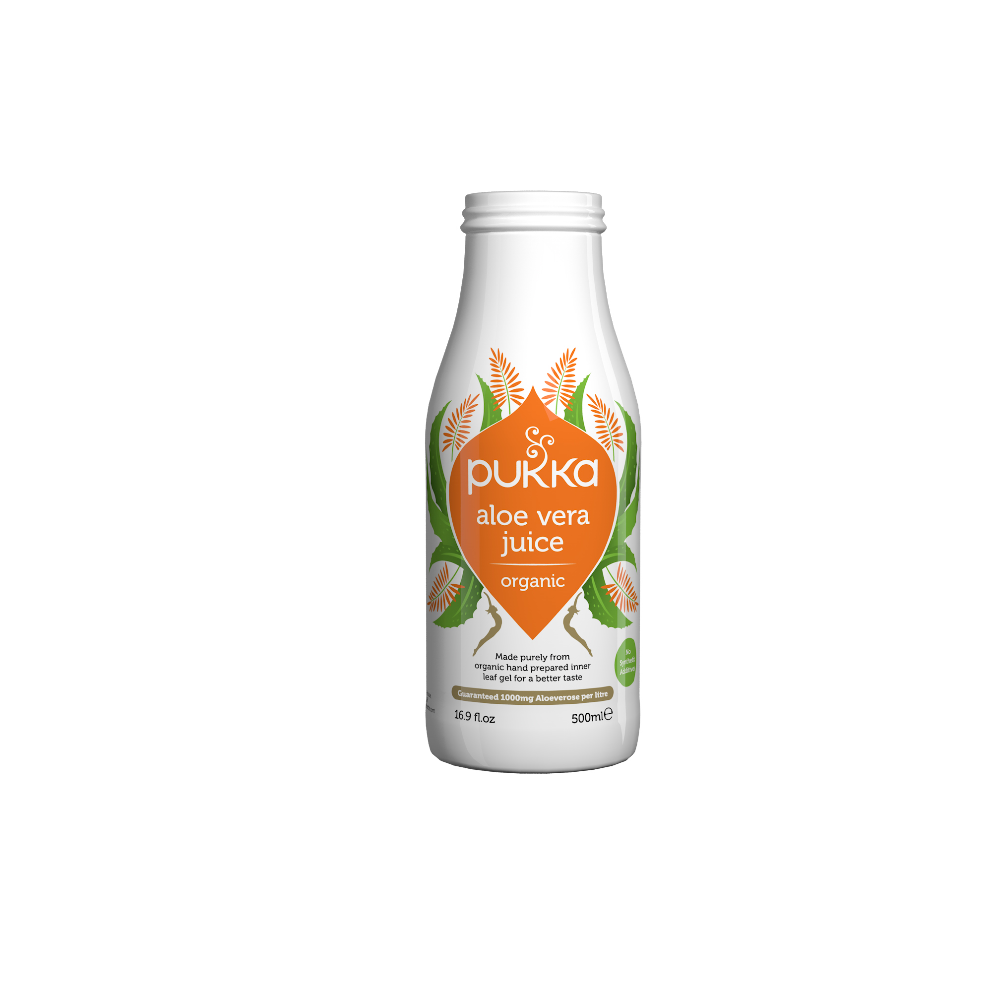 Aloe Vera Organic Juice 500ml