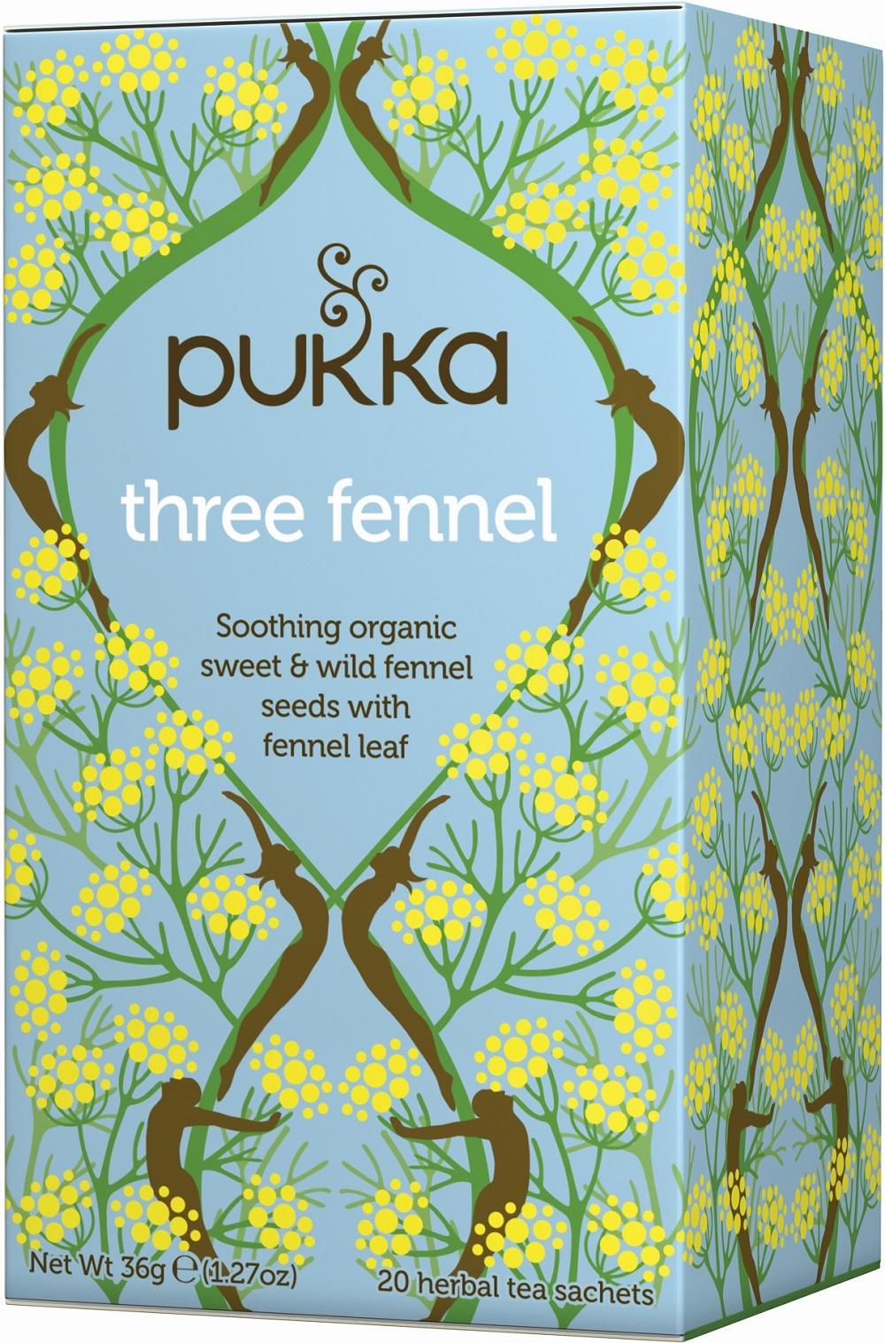 Three Fennel Tea
