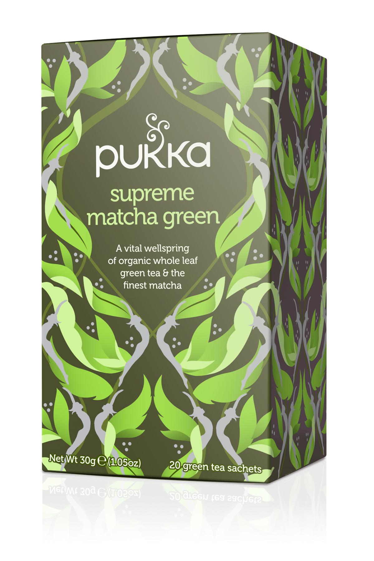 Supreme Matcha Green Tea