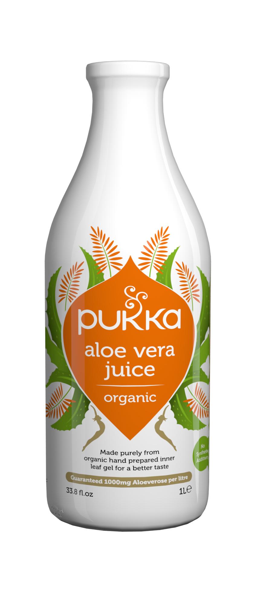 Aloe Vera Organic Juice 1L
