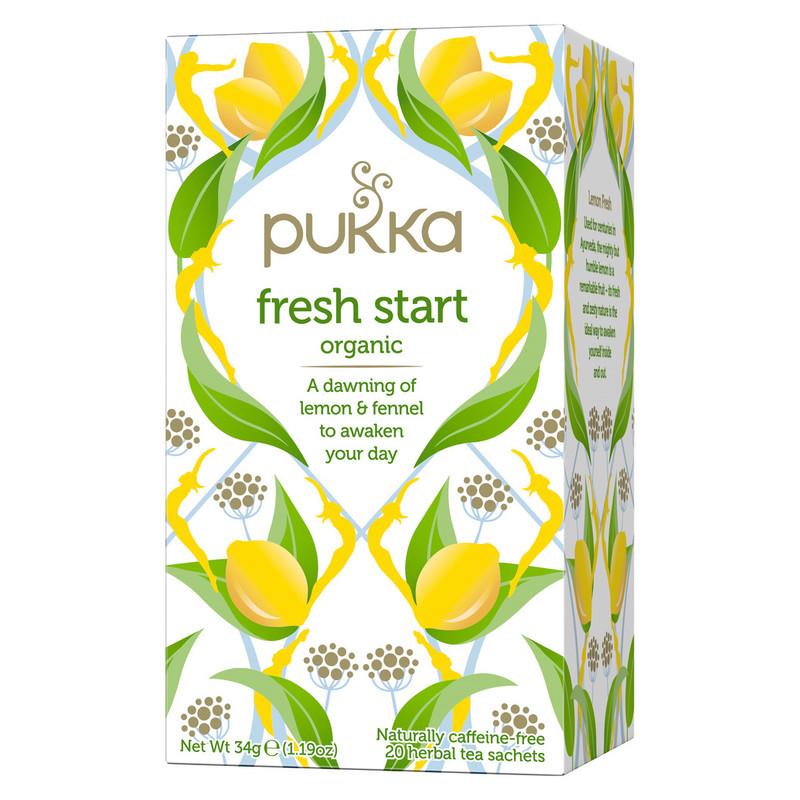 Fresh Start Tea