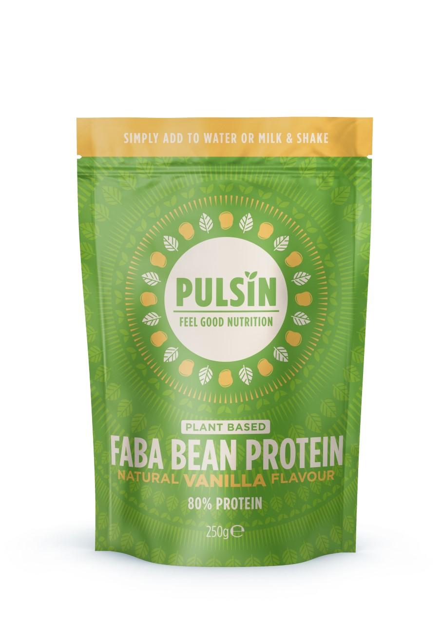 Faba Bean Protein Vanilla 250g