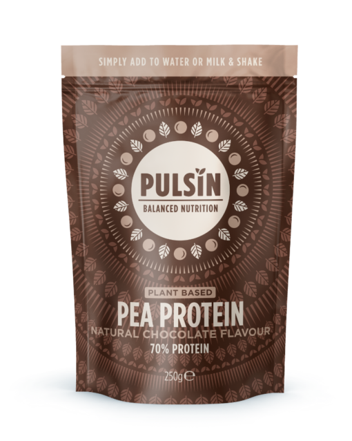 Pea Protein Natural Chocolate Flavour 250g
