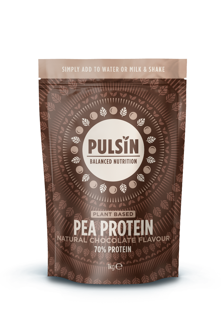 Pea Protein Natural Chocolate Flavour 1kg