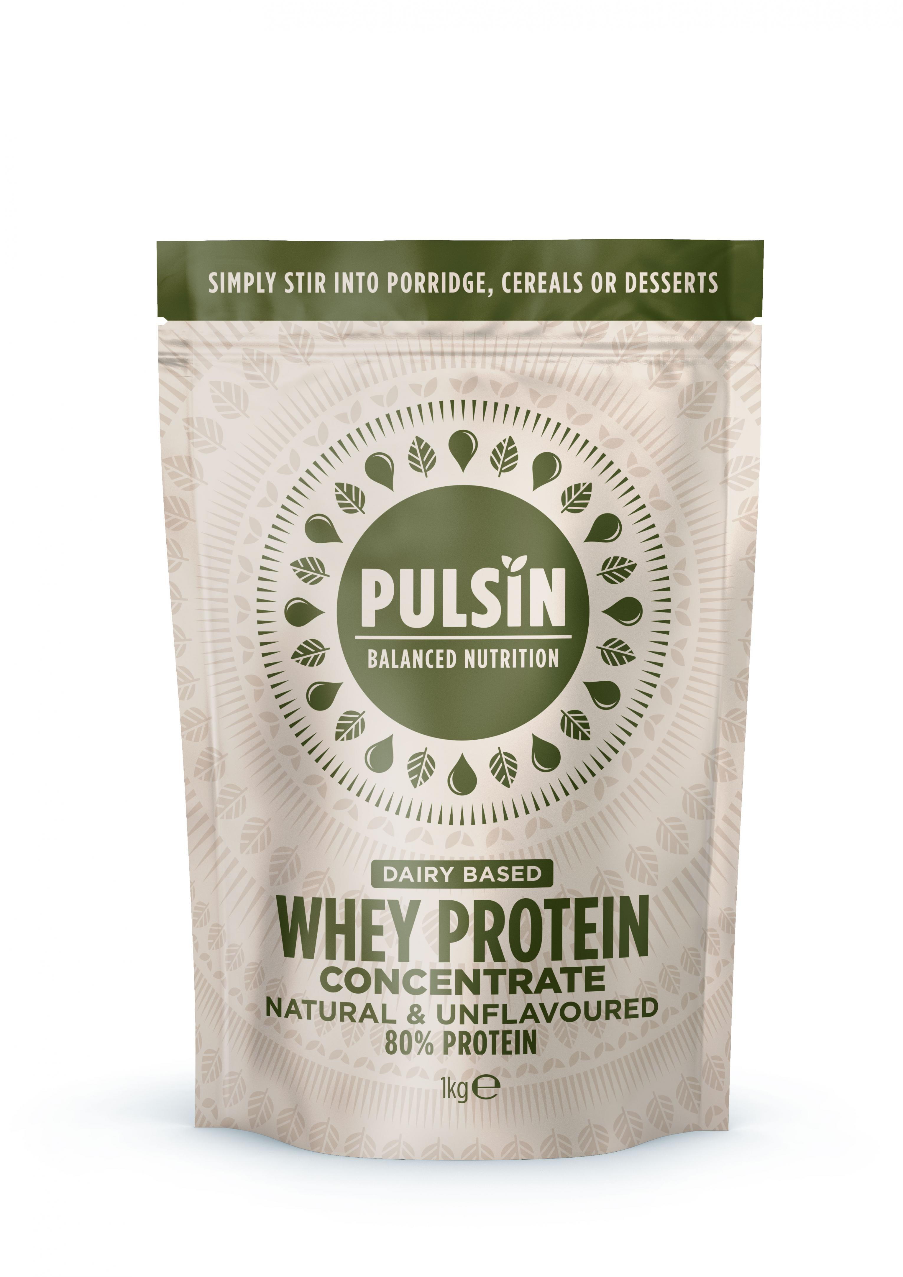 Whey Protein Concentrate 1kg