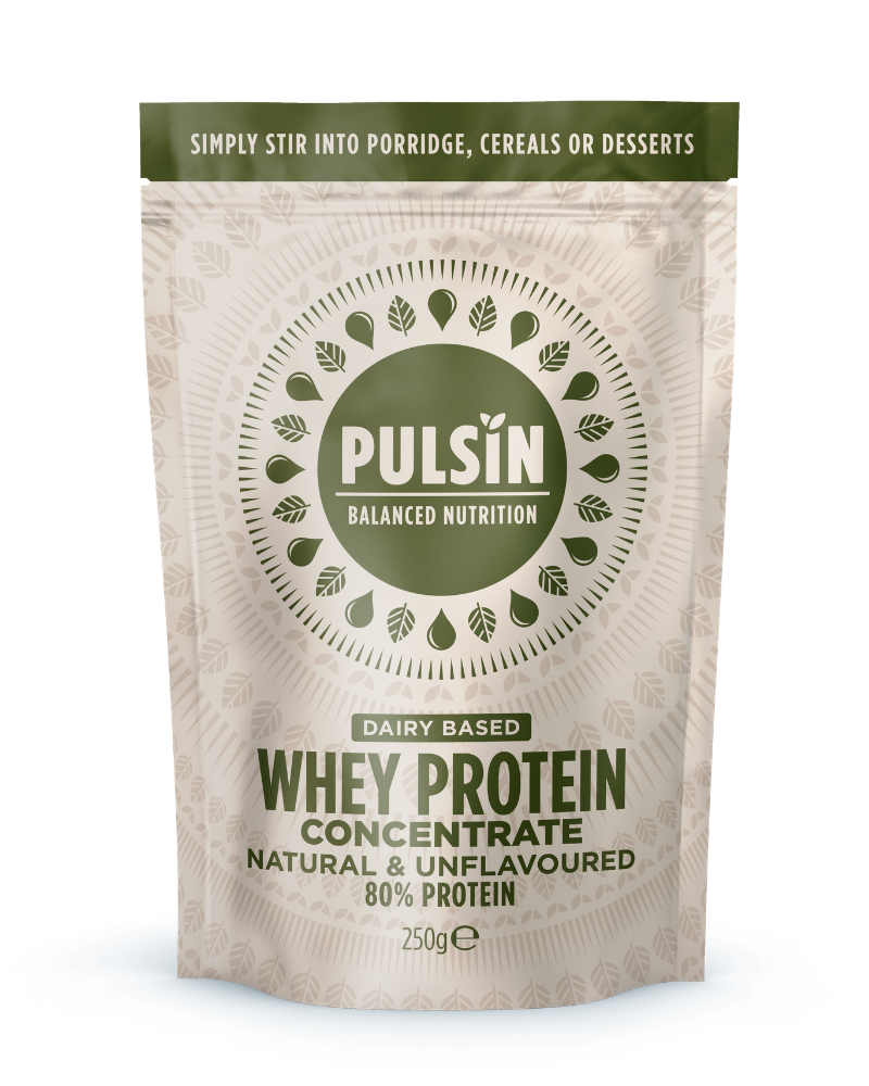 Whey Protein Concentrate 250g