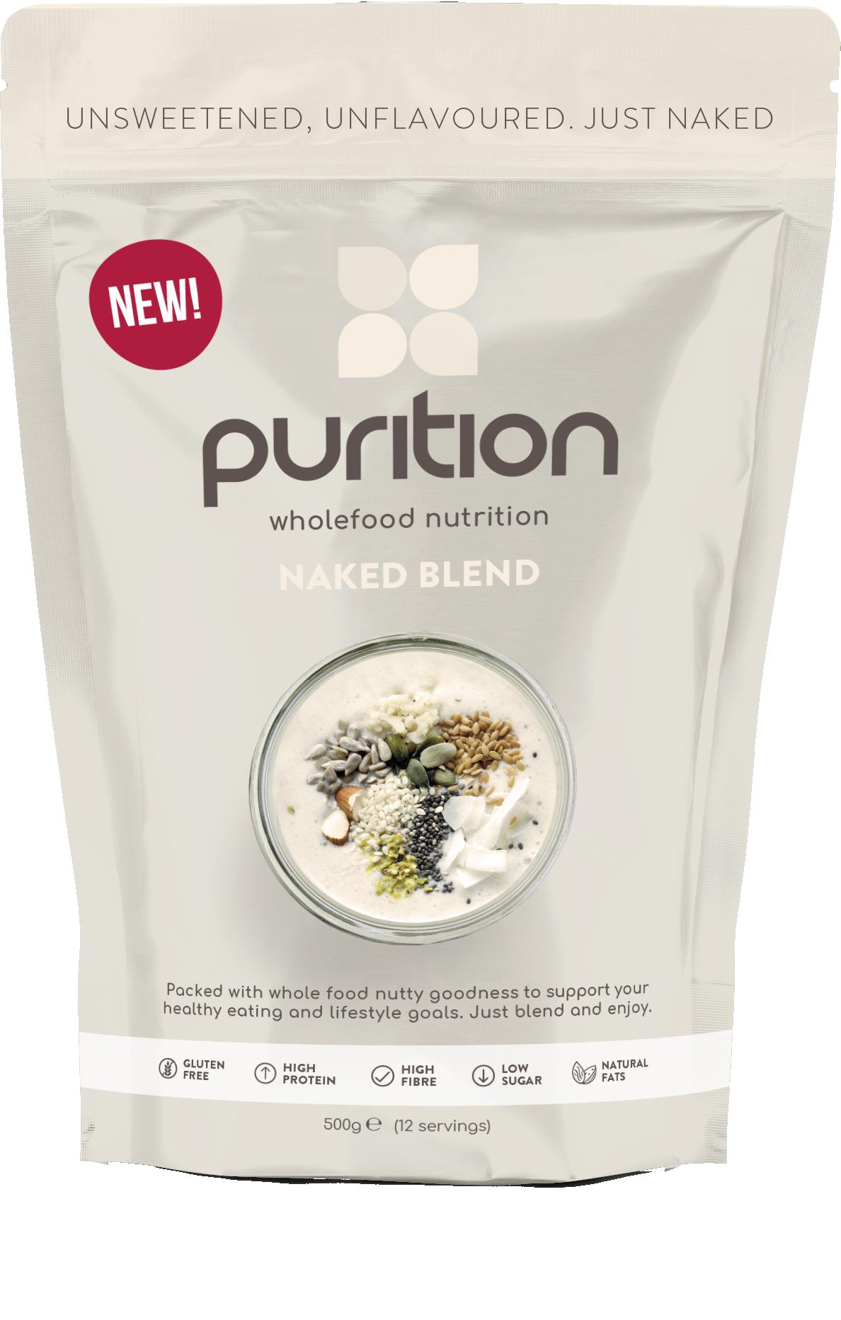 Wholefood Nutrition Naked Blend 500g