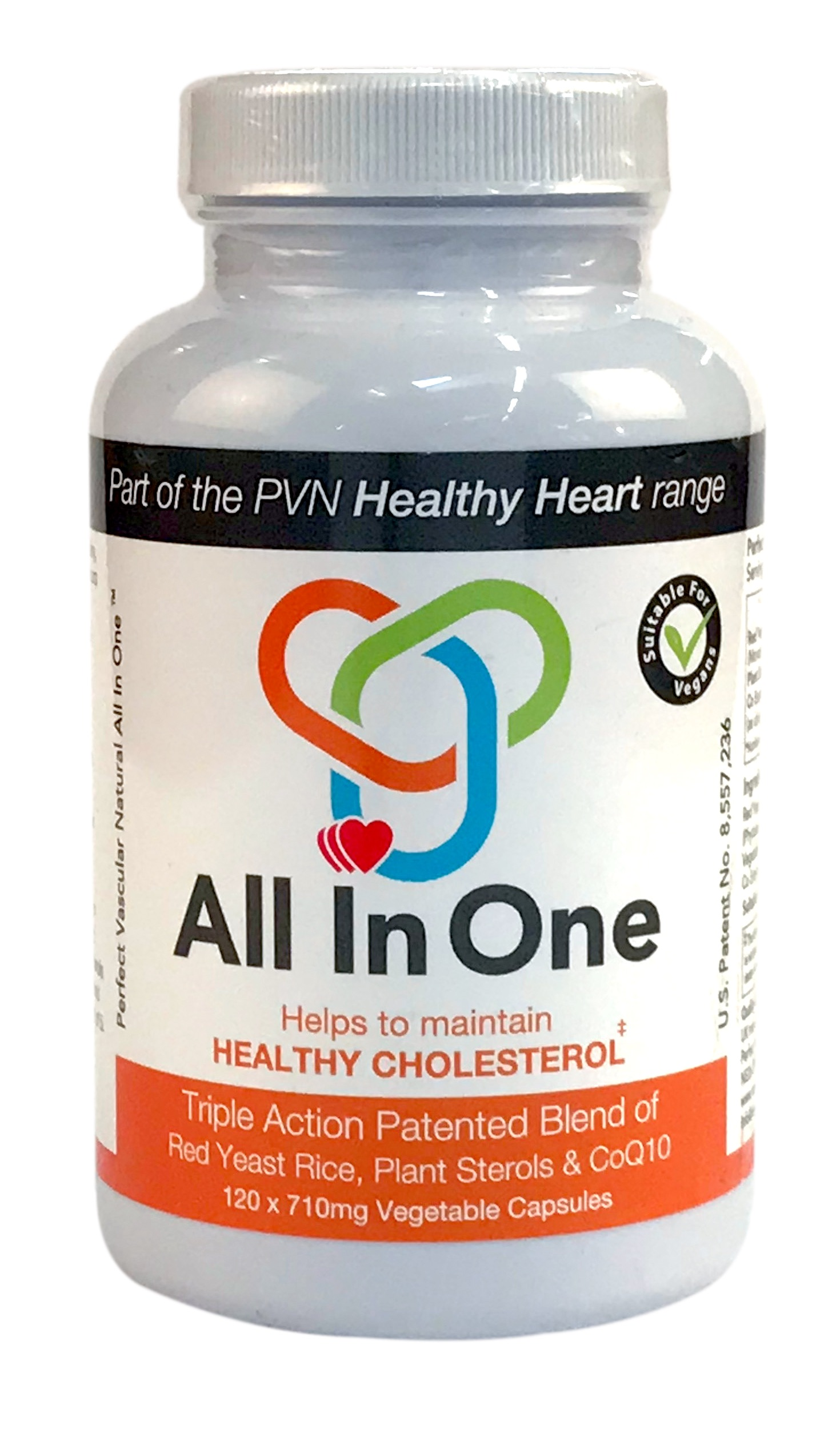 All in One Healthy Cholesterol 120's