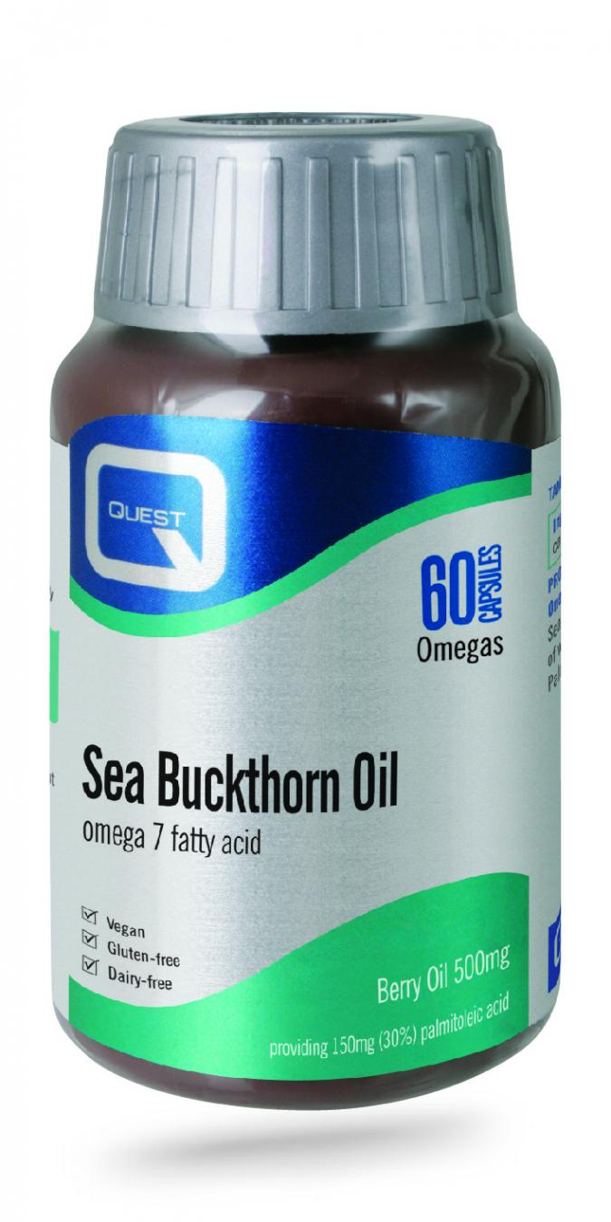Sea Buckthorn Oil 60's (Currently Unavailable)
