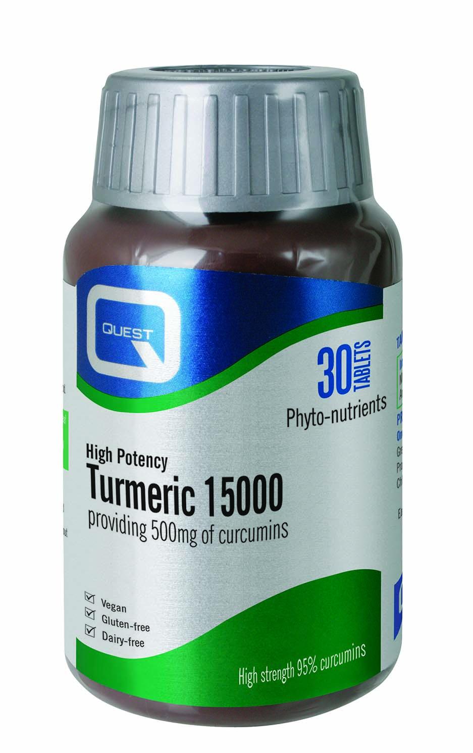 Turmeric 15000 30's