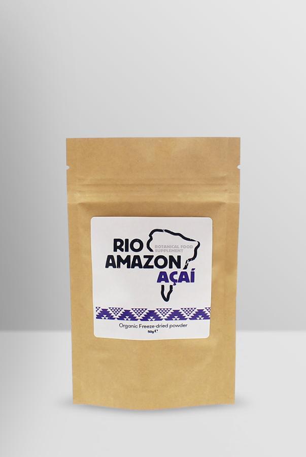 Organic Acai Powder 50g