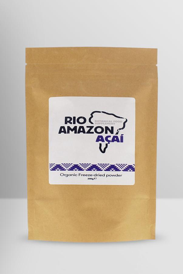 Organic Acai Powder 200g