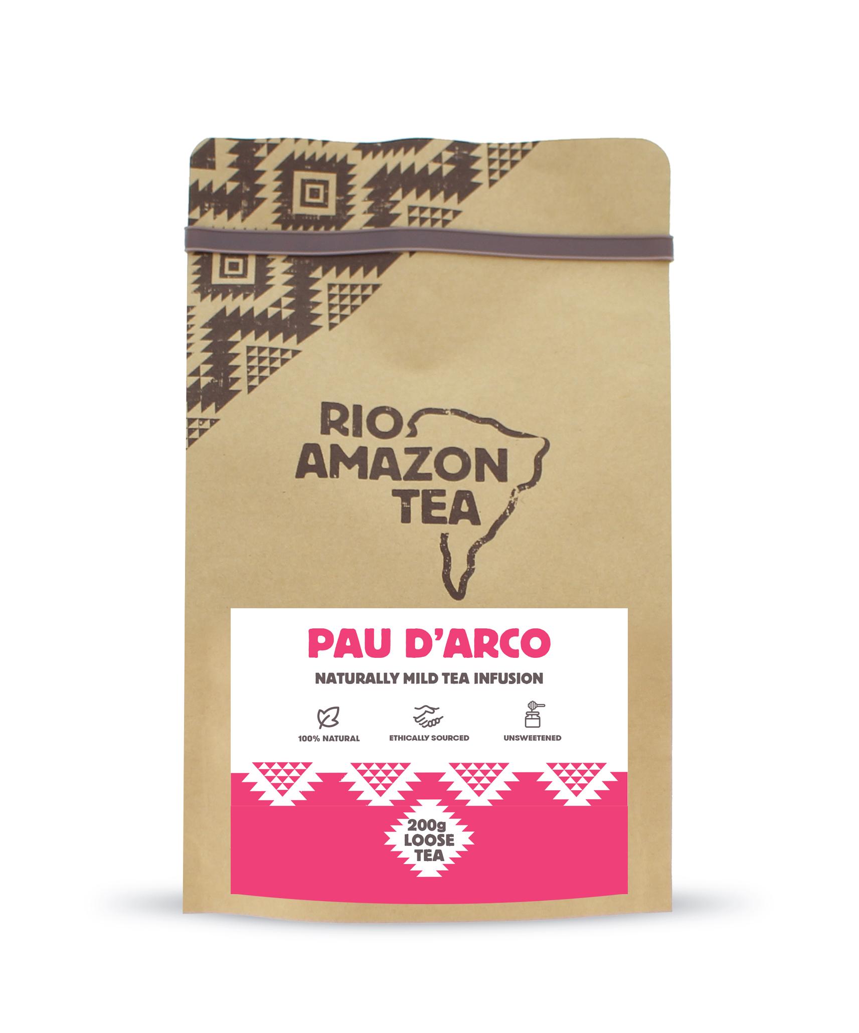 Pau d'Arco Loose Tea 200g