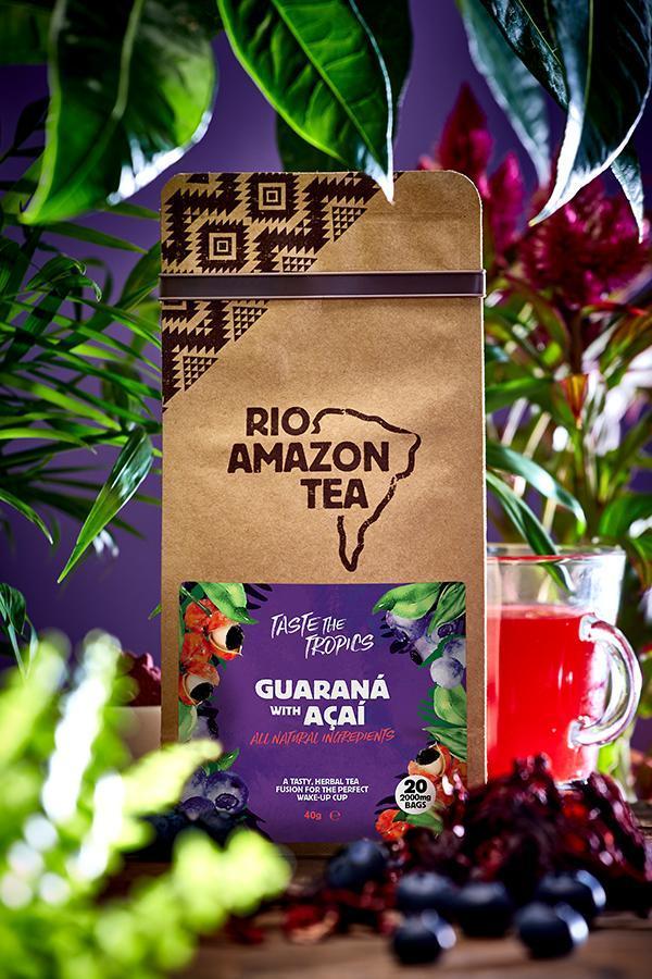 Guarana with Acai Teabags 20's