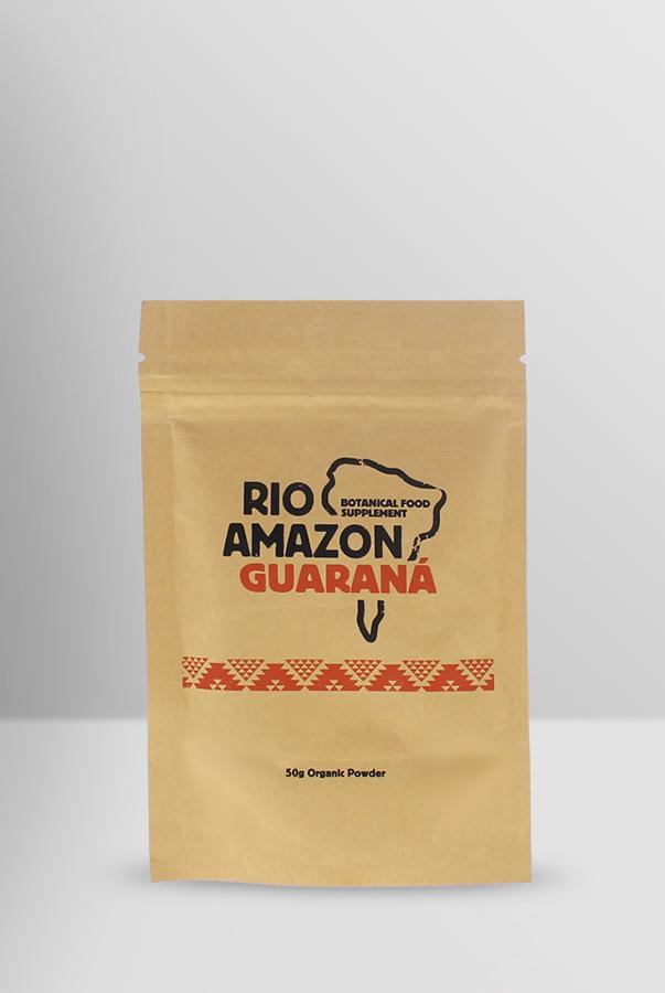 Organic Guarana Powder 50g