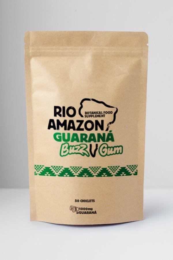 Guarana Buzz Gum 50's