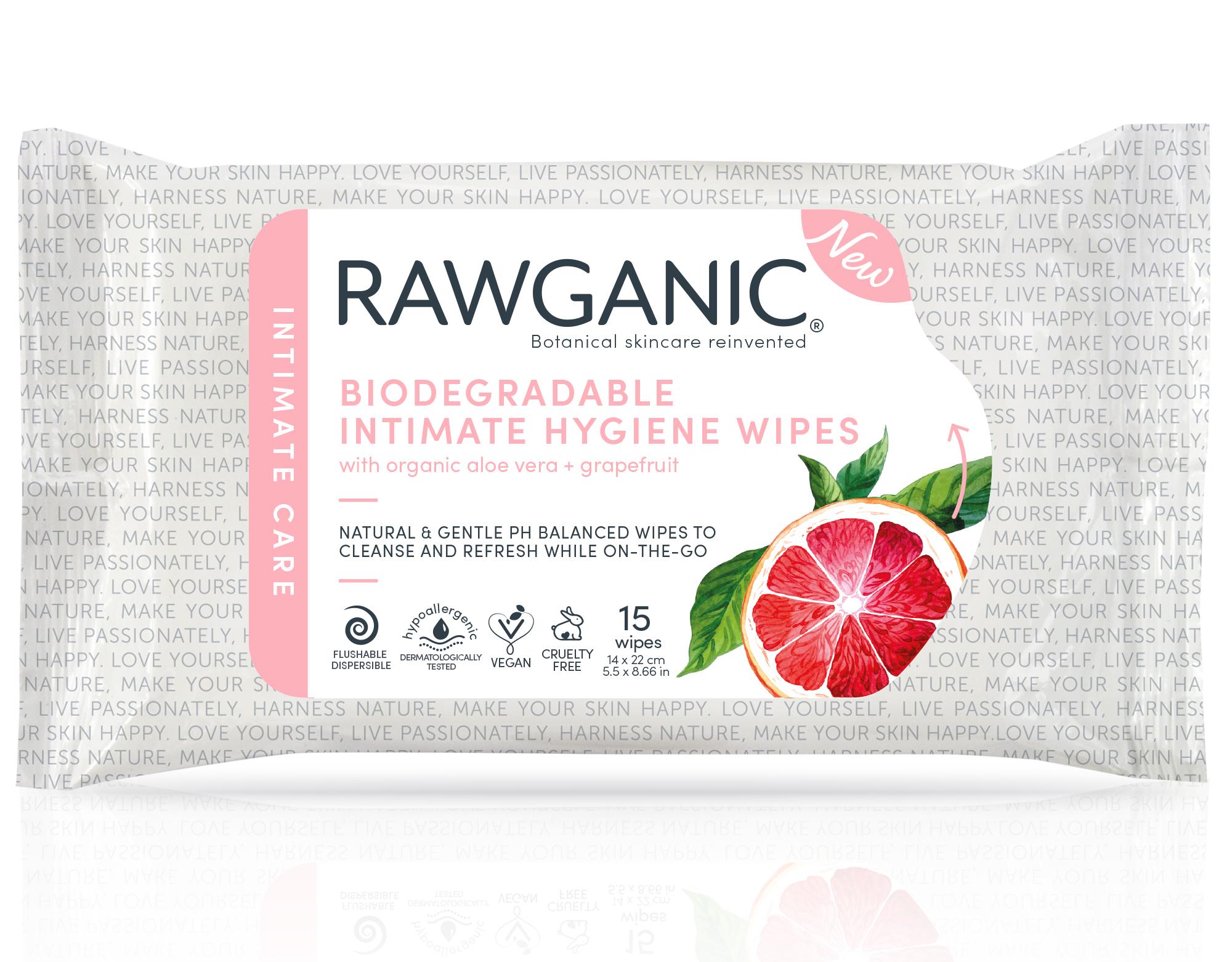 Intimate Hygiene Wipes 15's