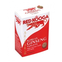 Red Kooga Ginseng Tablets 600mg (Currently Unavailable)