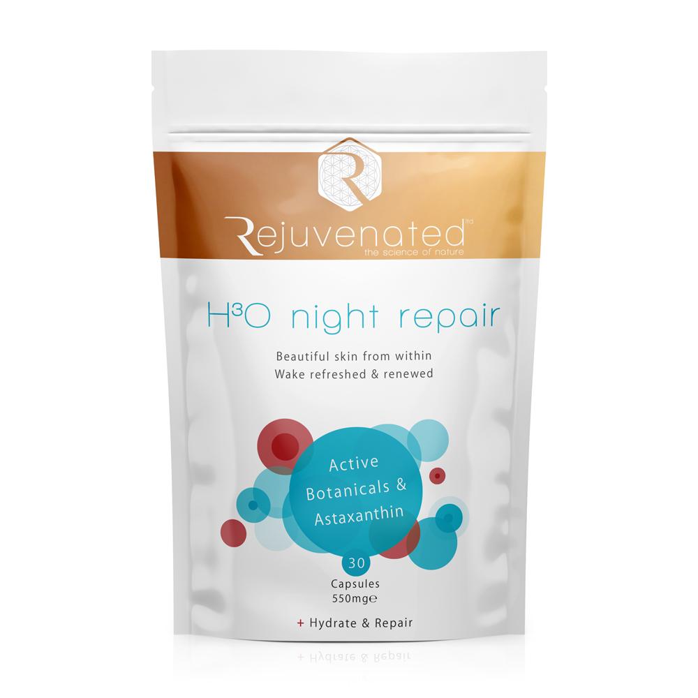 H3O Night Repair 30's