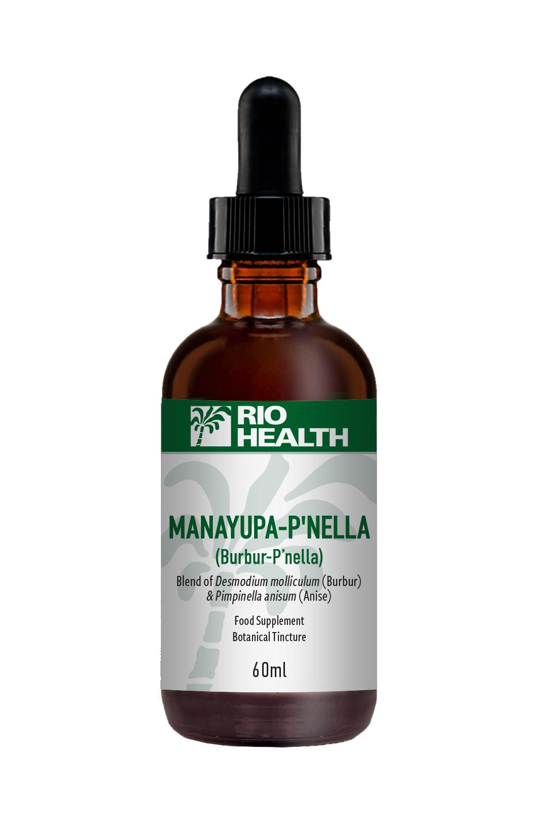Manayupa-P'nella (Burbur-P'nella) 60ml