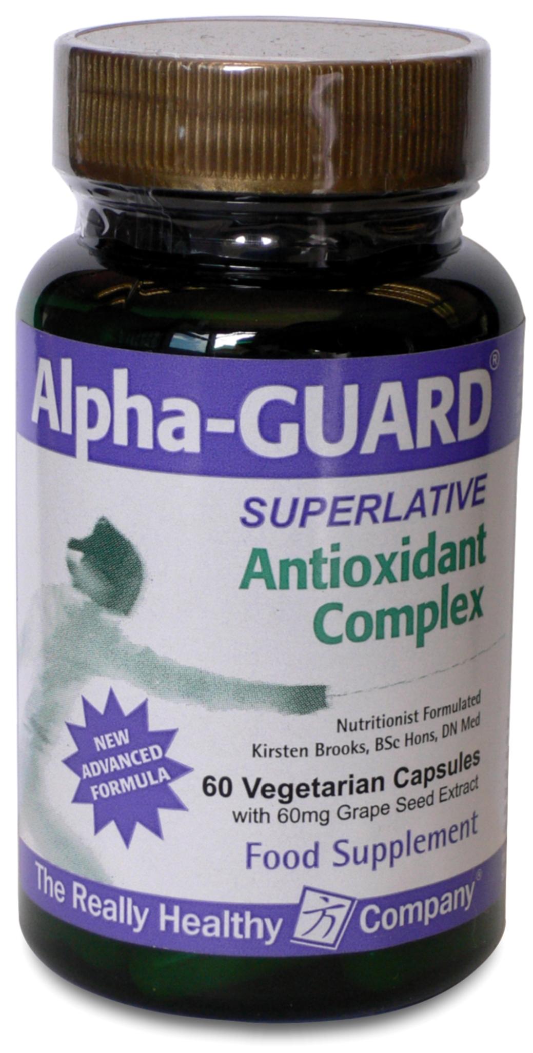 Alpha-Guard Antioxidant Complex 60's