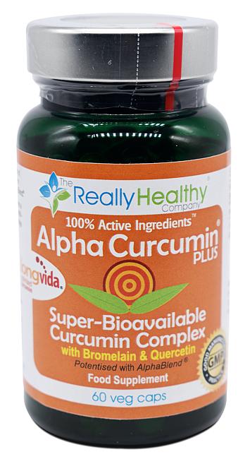 AlphaCurcumin Plus 60's