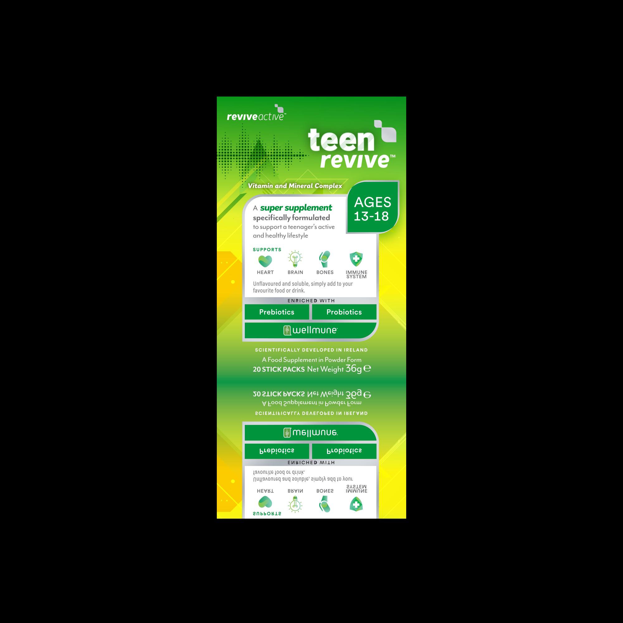Teen Revive 20's