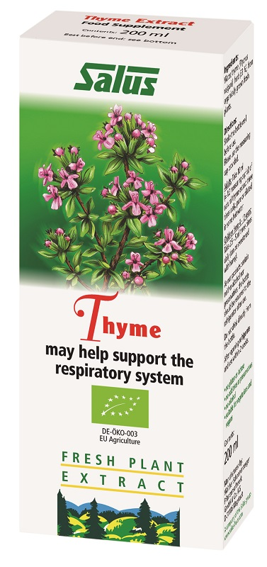 Thyme Fresh Plant Extract 200ml