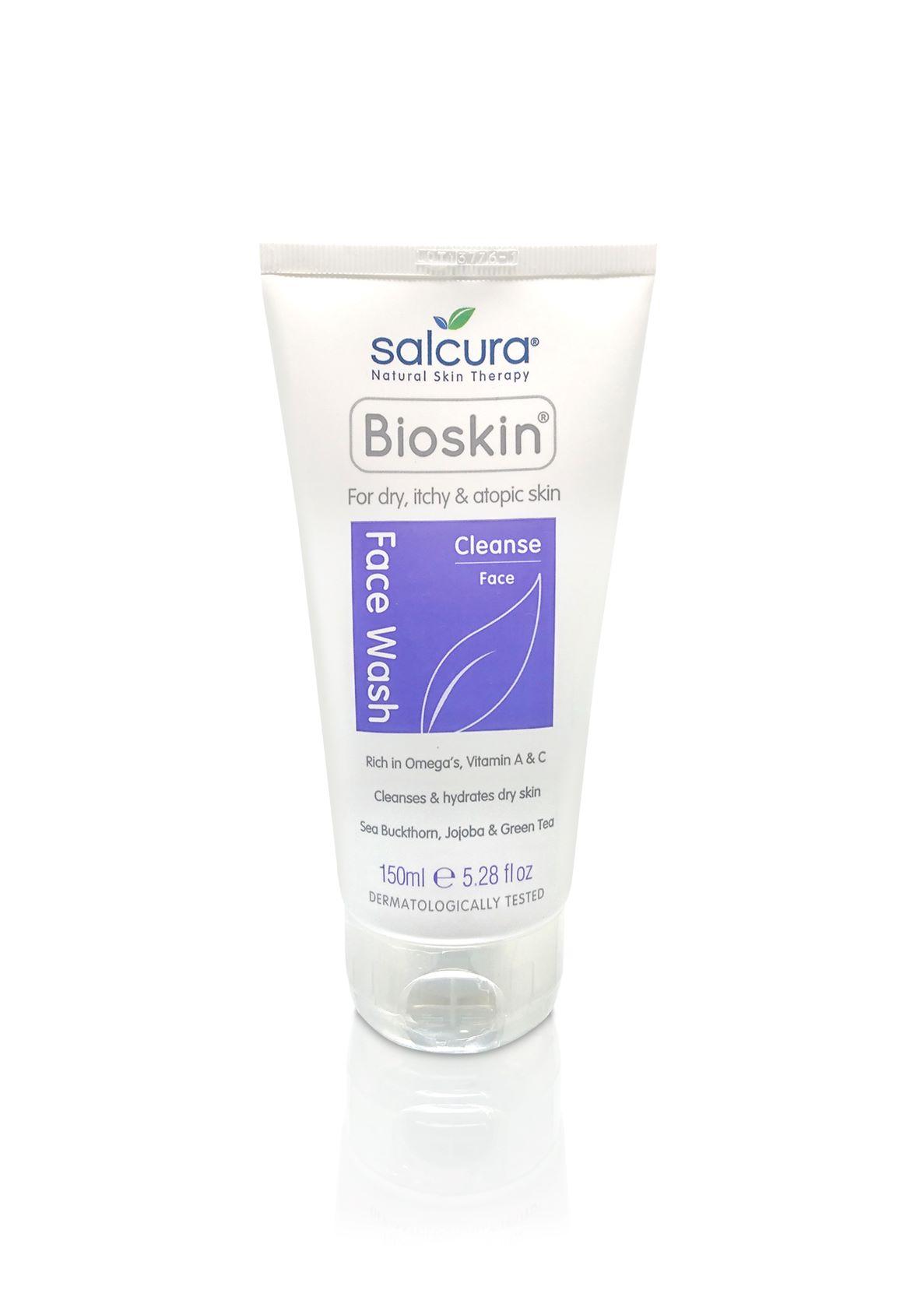 Bioskin Adult Face Wash 150ml