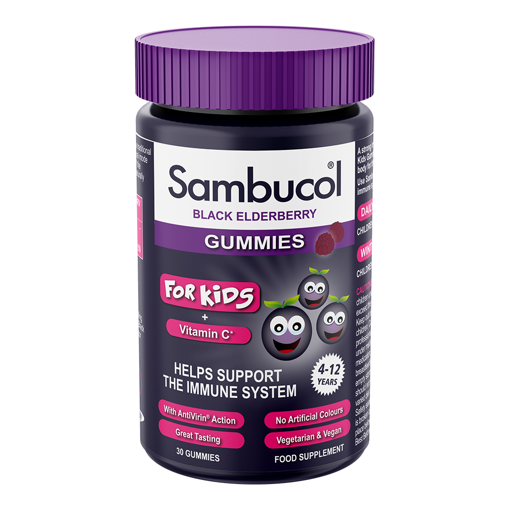 Sambucol Kids Gummies 30's
