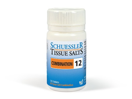 Combination 12 125 tablets