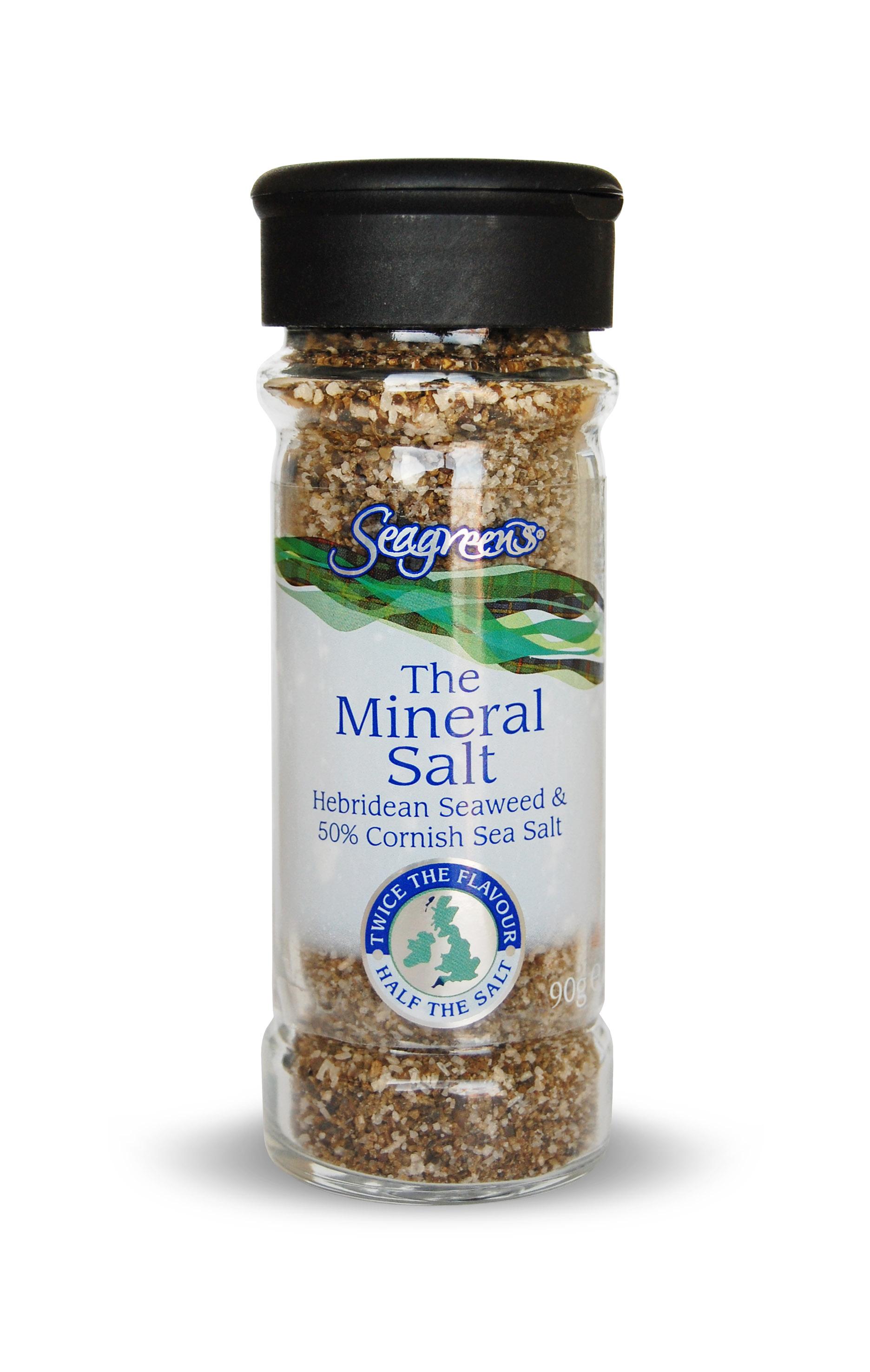 The Mineral Salt 90g