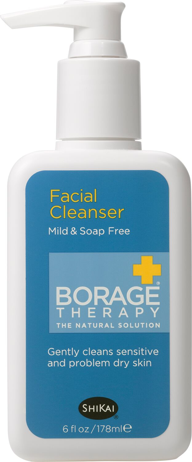 Borage Therapy Facial Cleanser 178ml