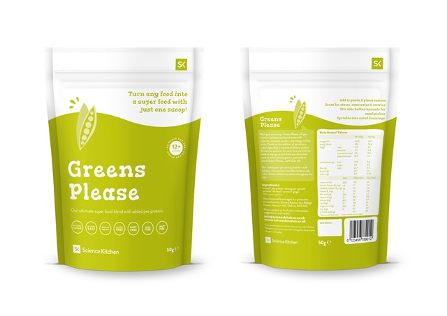 Greens Please 150g