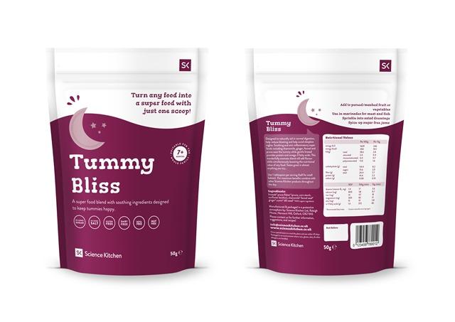 Tummy Bliss 125g