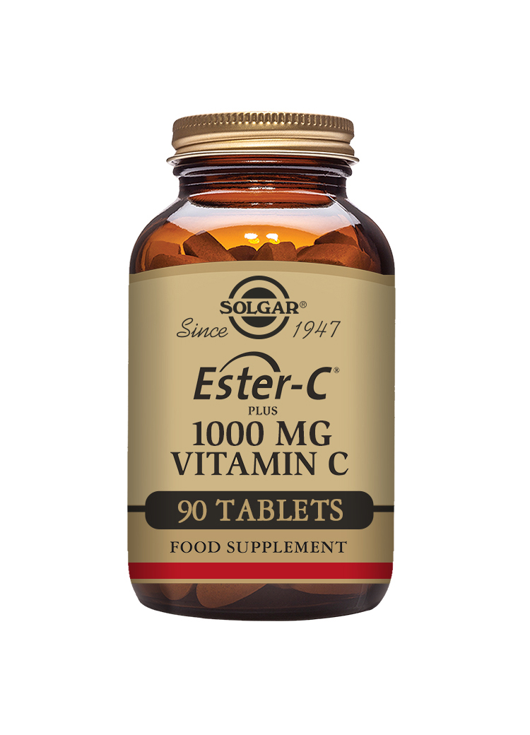 Ester-C Plus 1000mg Vitamin C 90's (TABLETS)