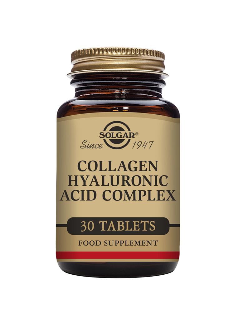 Collagen Hyaluronic Acid Complex 30's