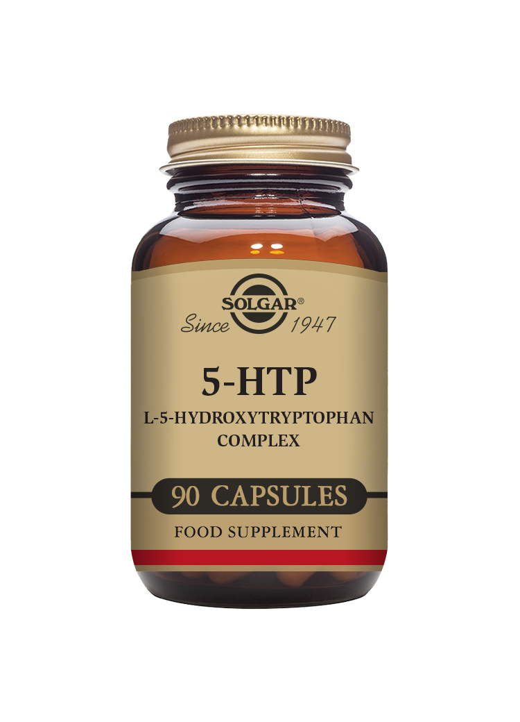 5-HTP L-5-Hydroxytryptophan Complex 90's