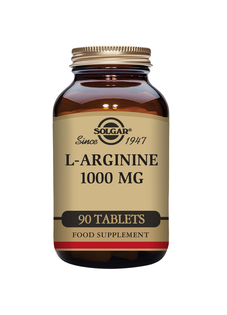 L-Arginine 1000mg Tablets 90's (Currently Unavailable)