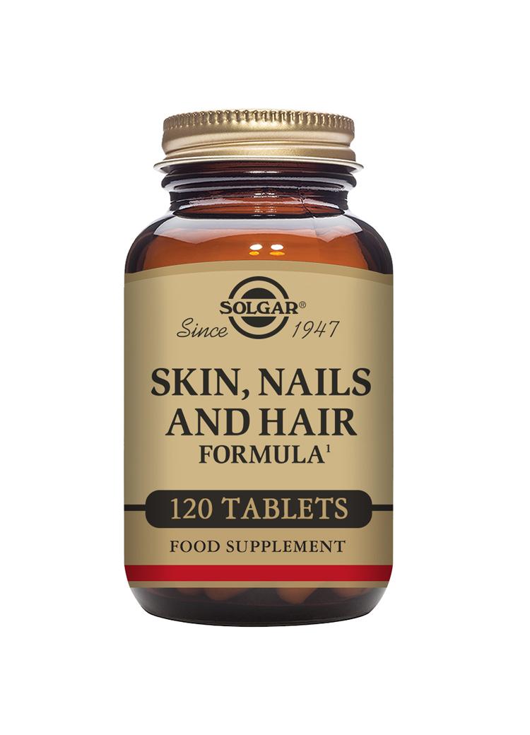 Skin, Nails and Hair Formula 120's