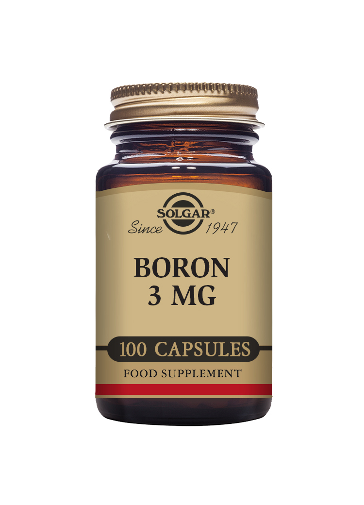 Boron 3mg 100's