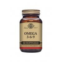Omega 3-6-9 Fish, Flax, Borage 60's