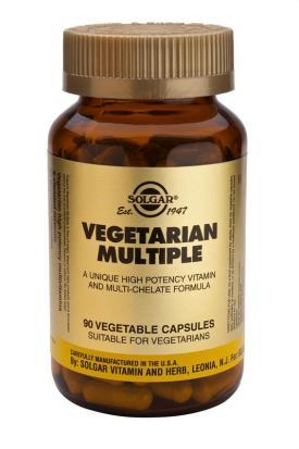 Vegetarian Multiple 90's